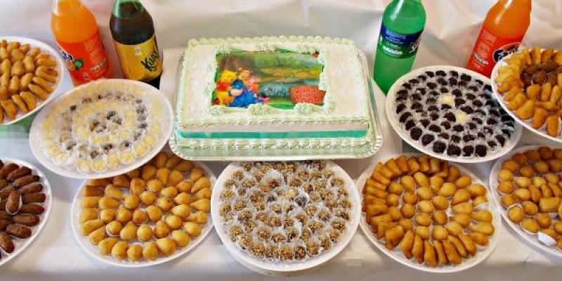Encomendar Kit para Festa Infantil Bairro do Limão - Kit Doces Festa Infantil