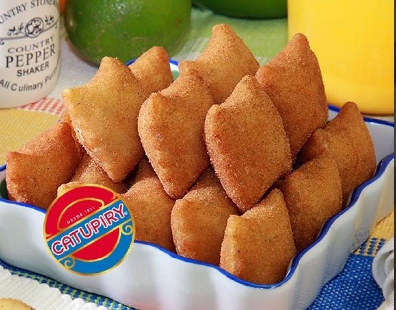 Salgados Congelados Fritos Jardim Marajoara - Salgados Congelados Fritos