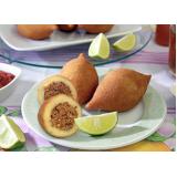 encomendar salgados finos para festa infantil Cidade Dutra