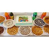 orçamento de salgados para festas de aniversário infantil Jardim América