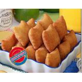 salgados congelados fritos Faria Lima