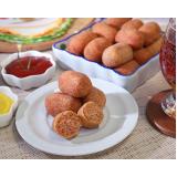 salgados fritos para festa infantil preço Jardim Celeste