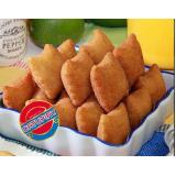 valor de salgados congelados fritos por encomenda Higienópolis
